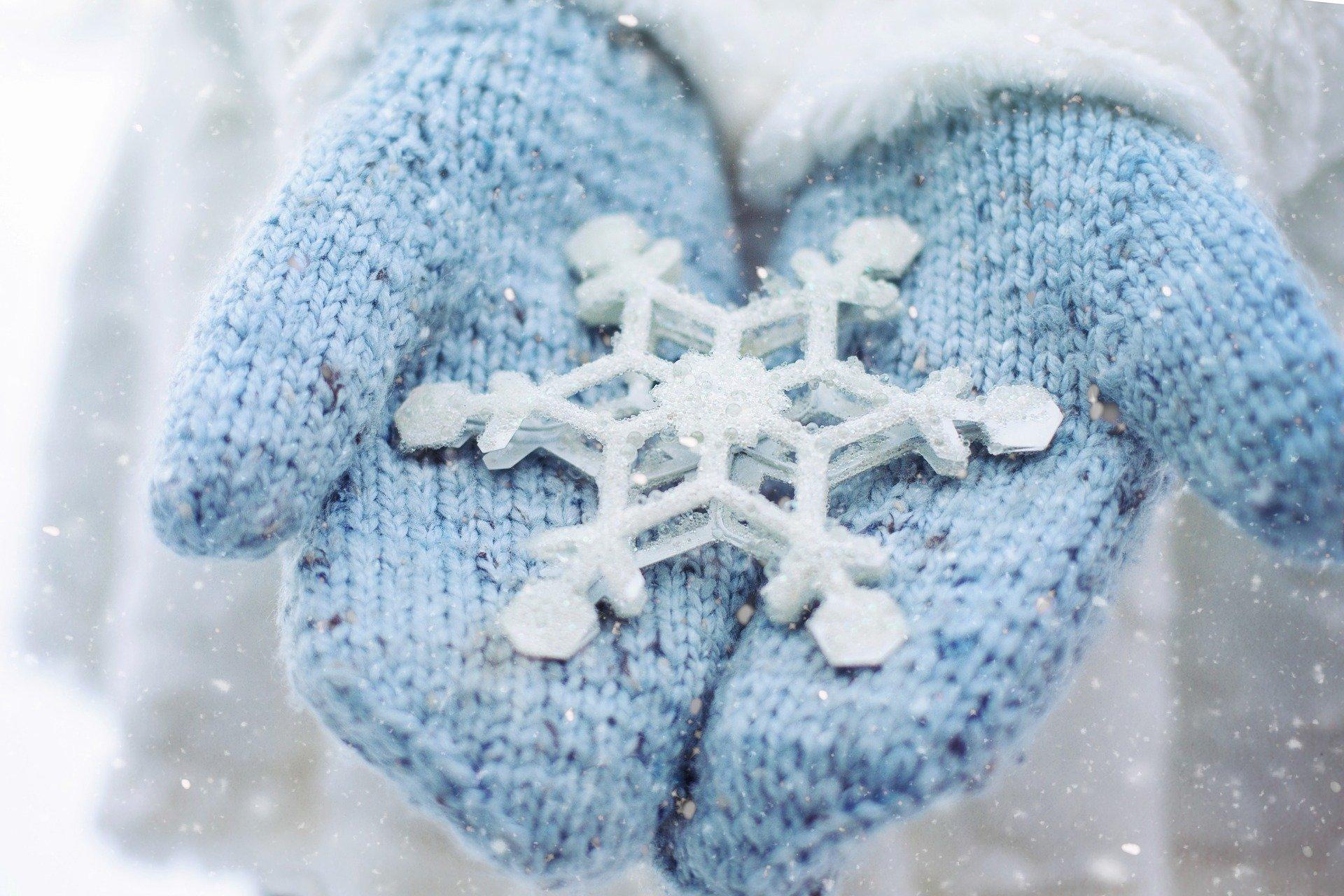 pada śnieg, czyli czas ruszyć cztery litery